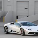 Lamborghini Huracan Supercharger
